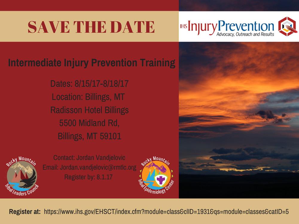 Intermediate Injury Prevention