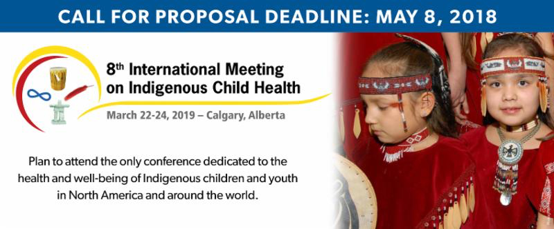 8th International Meeting on Indigenous Child Health