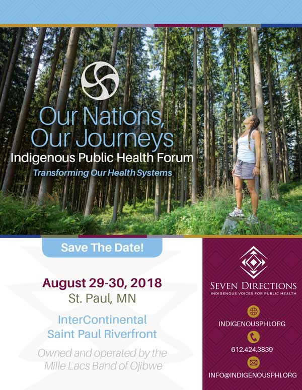 Our Nations, Our Journeys save the date