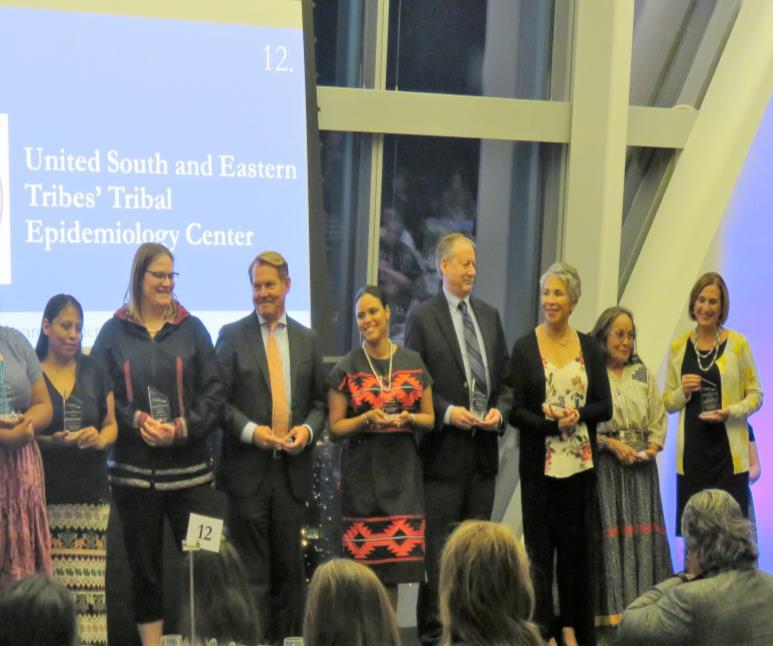 2018 Area Impact Award Winner