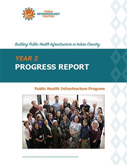 TECPHI Year 2 Progress Report Cover Image