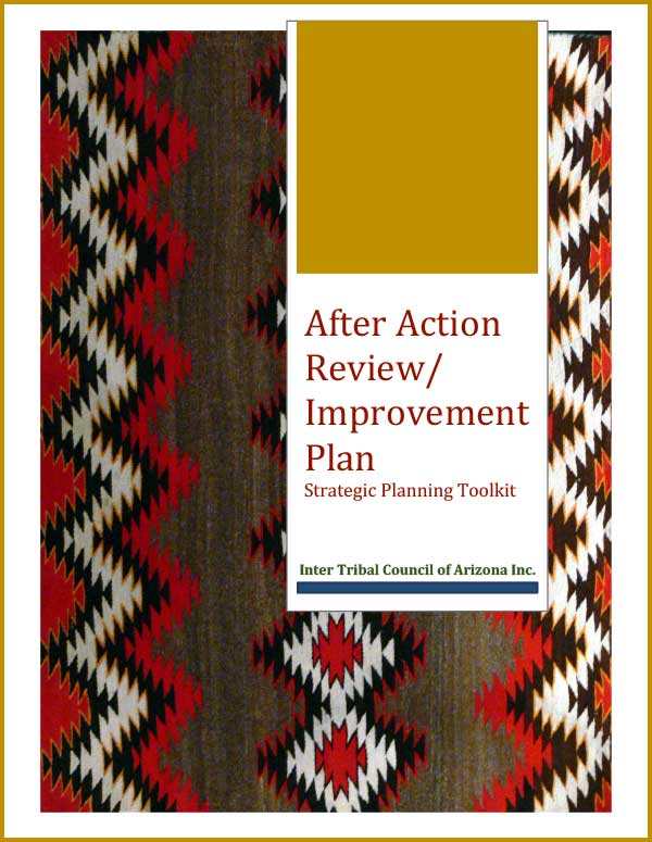 After Action Review Toolkit & Guided Workshop cover image