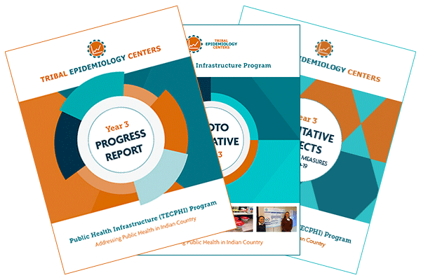 TECPHI Year 3 Progress Report Cover Image